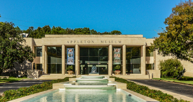Free Admission At Appleton Museum of Art!