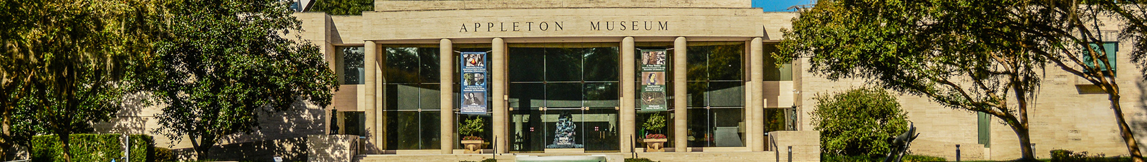 Throughout the year, The Appleton Museum hosts several different exhibitions, events, and shows.