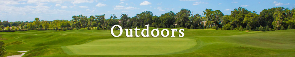 Kick back on one of these golf courses during your stay in Ocala.