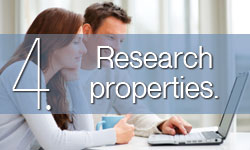 Step 4: Research properties.