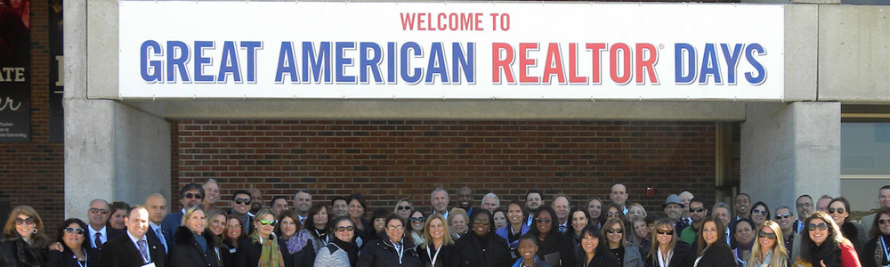 Great American REALTOR® Days allows us as REALTORS® to be involved directly in the creation and discussion to new real estate laws.