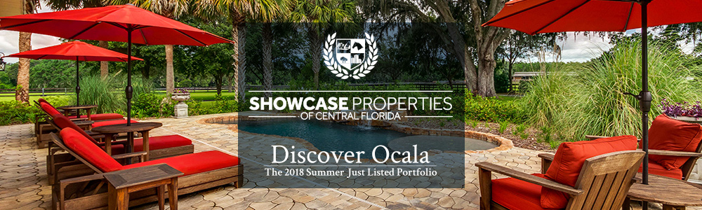 The 2018 Summer Just Listed Portfolio | Showcase Properties