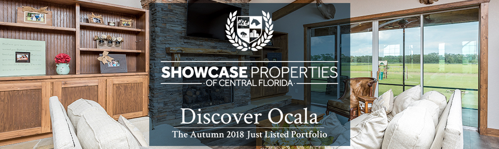 The 2018 Autumn Just Listed Portfolio | Showcase Properties of Central Florida