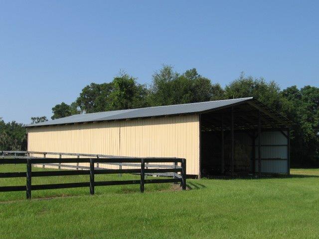 Photo 20 Pole Barn Looking Southwest