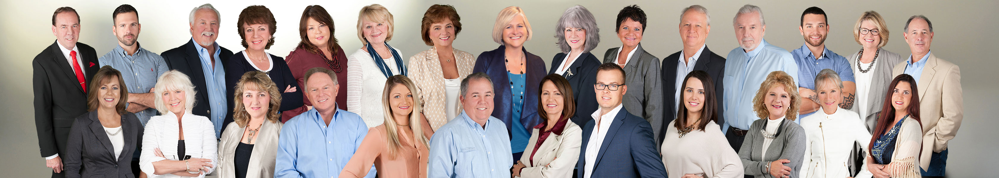 Our Team is comprised of industry professionals who are excited to help you!