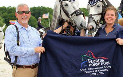 Community Spotlight | Jason Reynolds and the Florida Horse Park