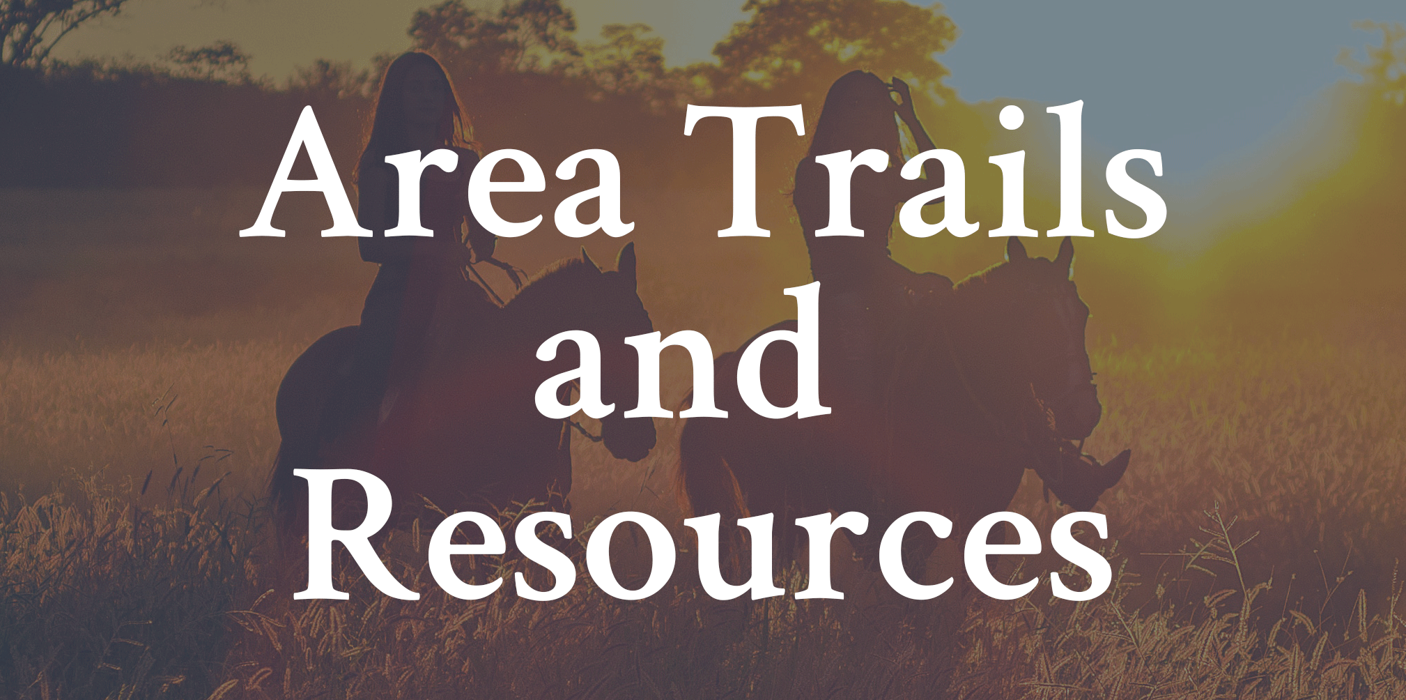 Click here to take a look at Ocala Area Trails and Resources.