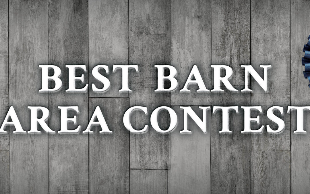 Showcase Sponsors | The HITS Best Barn Area Contest!