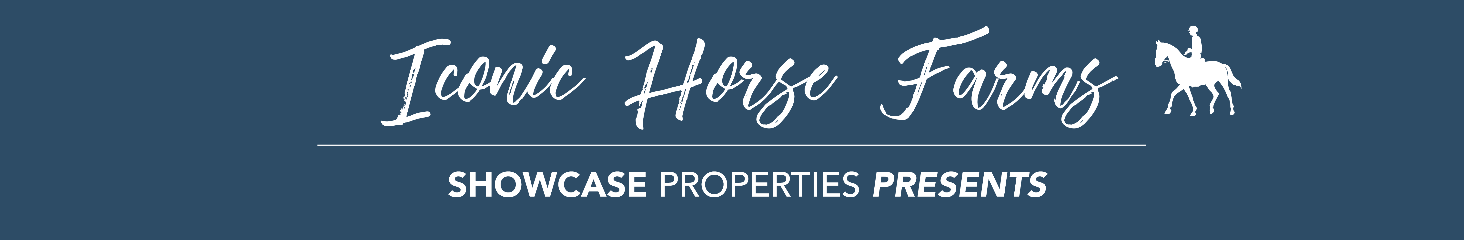 Showcase Properties Presents: Iconic Horse Farms