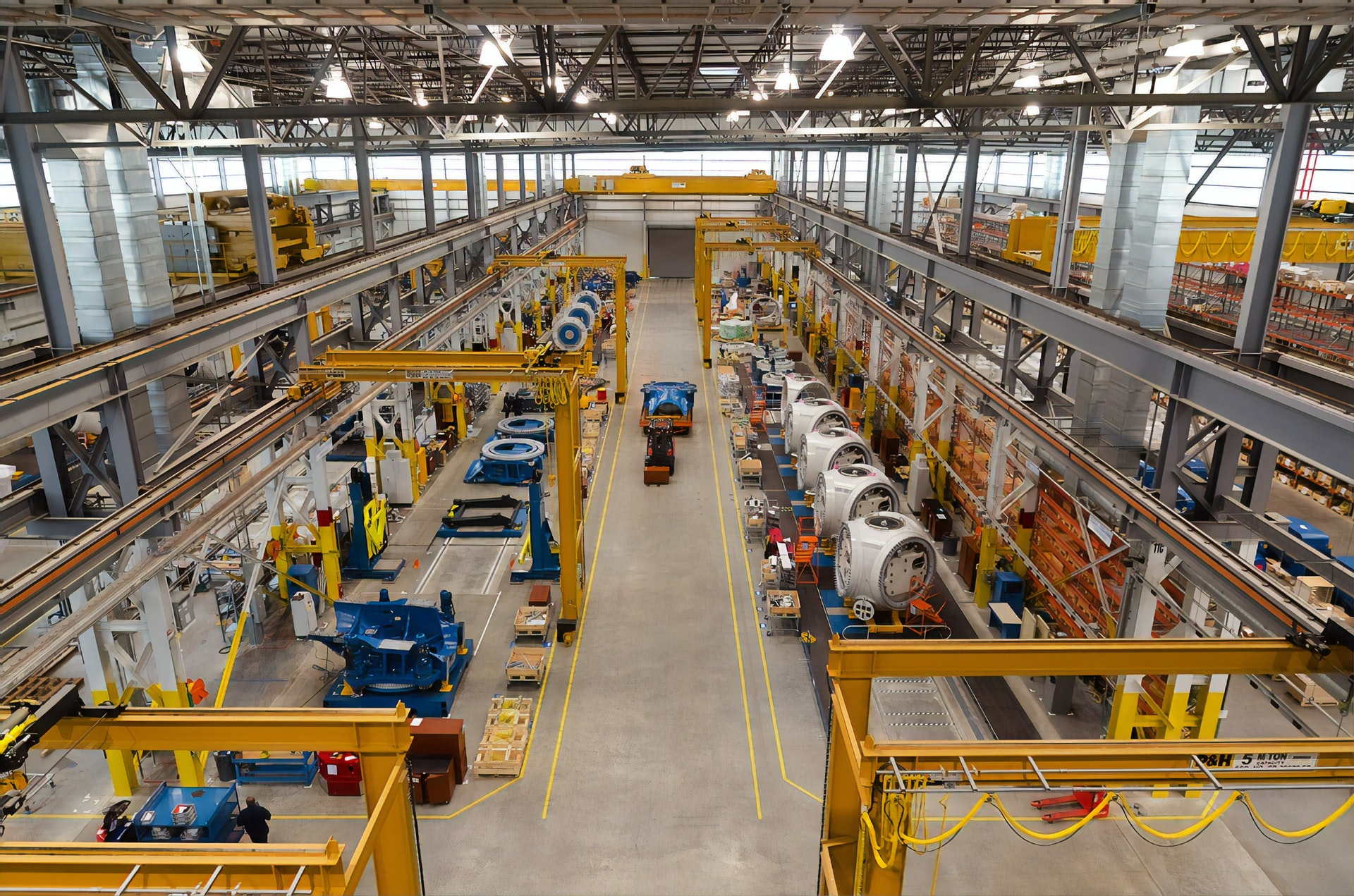 Click to view industrial and manufacturing buildings